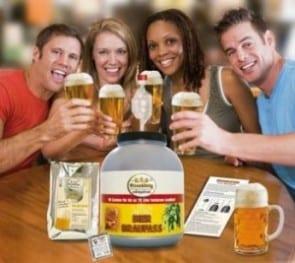 Das Bier selber brauen - Bierbrauset von BrauKönig